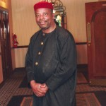 OANA National Treasurer:  Chief Francis N. Emedoh (Omereoha)